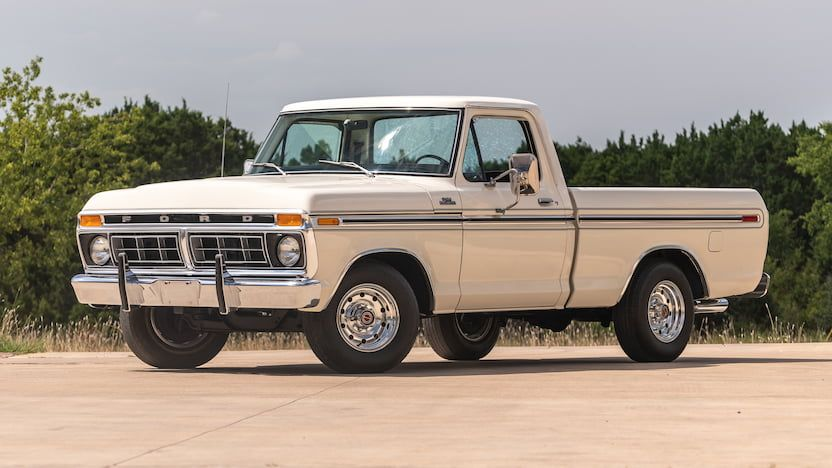1977 Ford F100 Pickup T131 Dallas 2019 With Images Ford