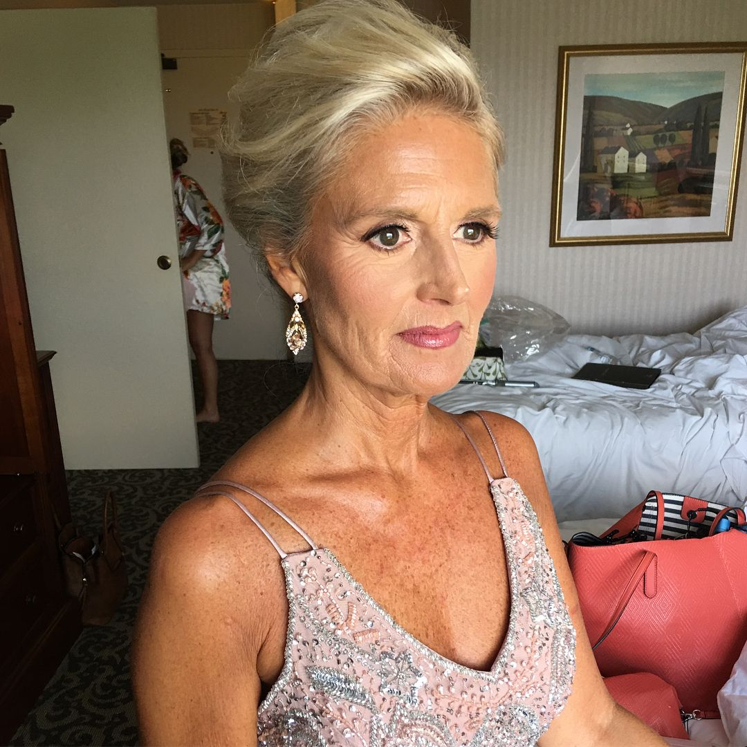 Glowing mother of the bride makeup Mother of bride