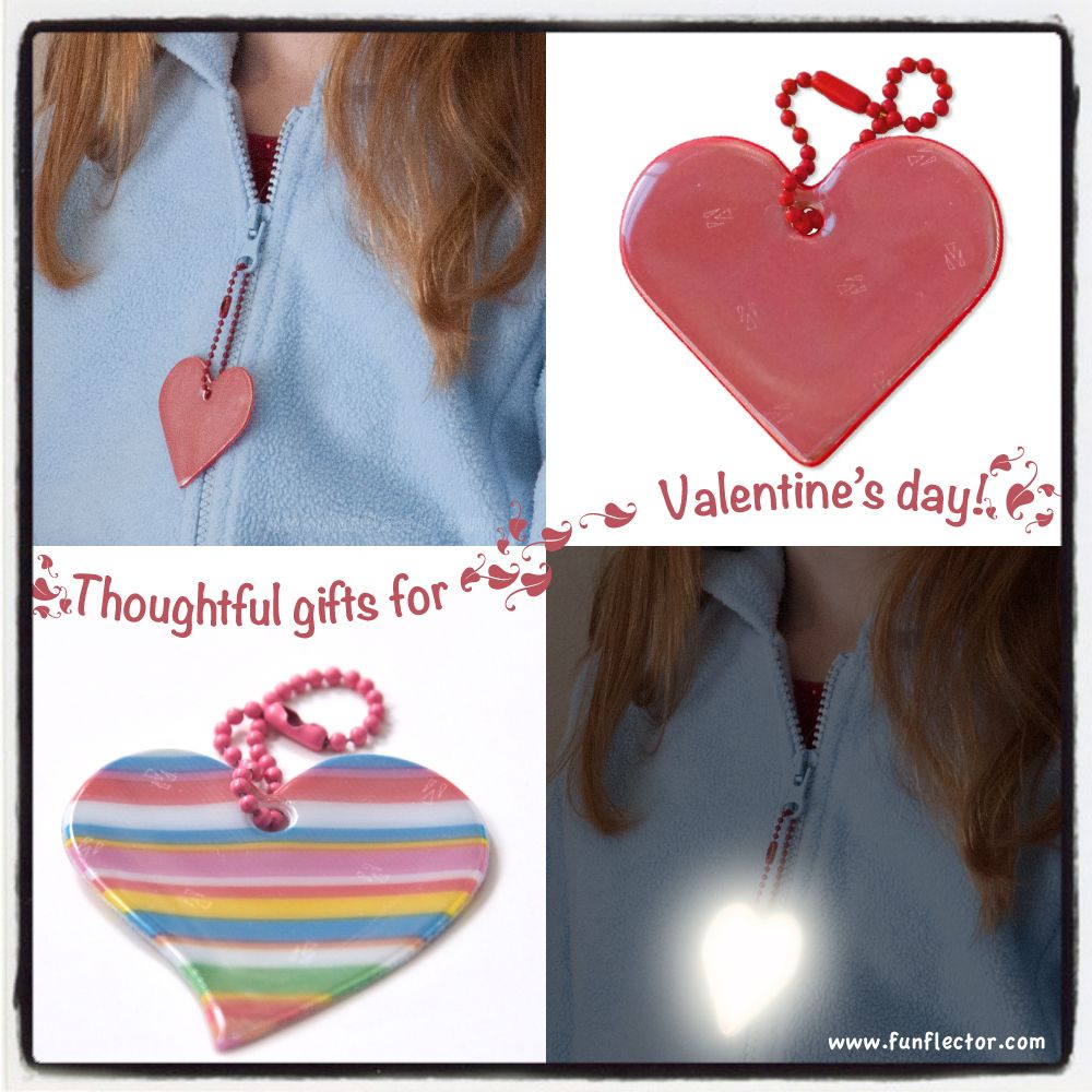 Thoughtful Valentine's Gift Idea for the safety of those