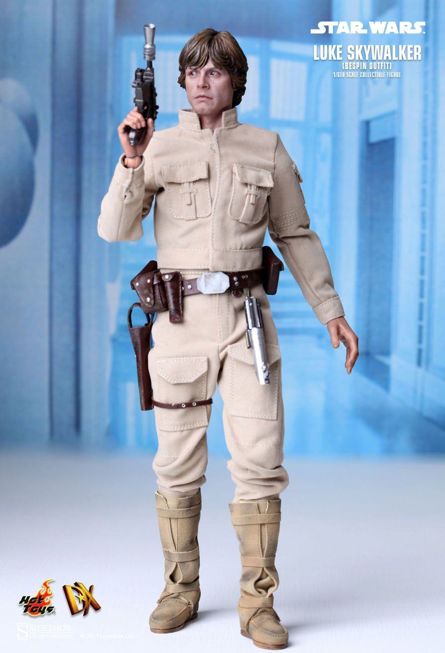 Hot Toys : Star Wars Luke Skywalker (Bespin Outfit) 16th