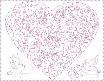 Coloring Pages Of Flowers For Free : Flower coloring pages for adults nicoles free