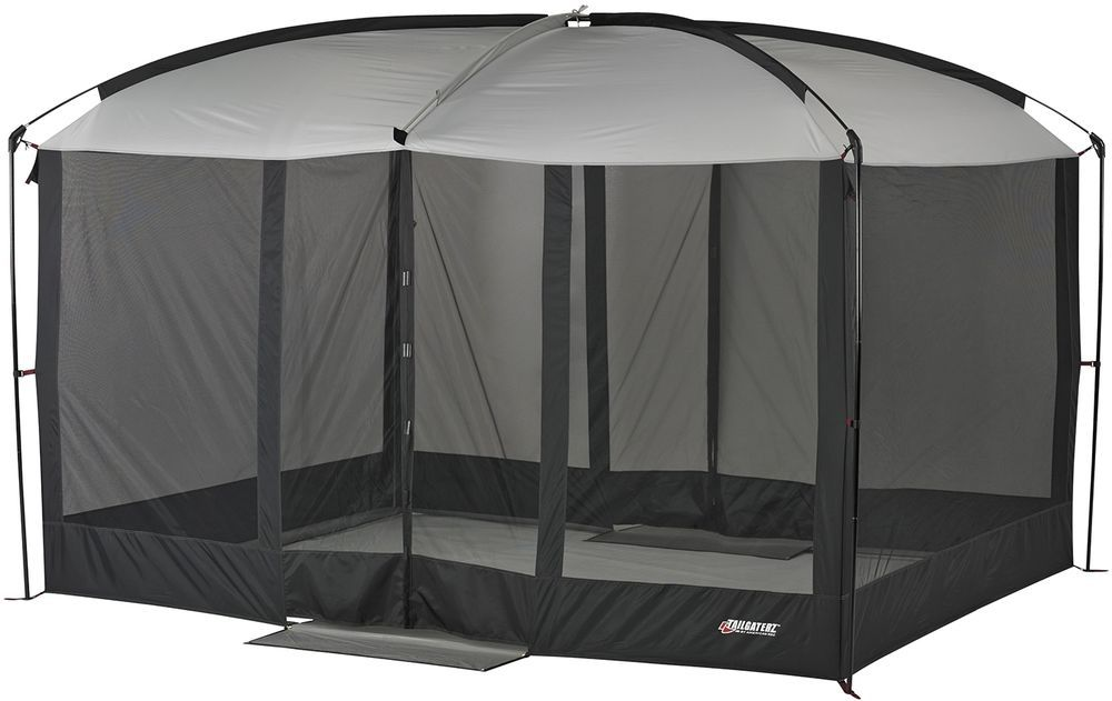 Outdoor Screen House Camping Shelter Tent Picnic Sun Insect Canopy Bug Proof New Tailgaterz