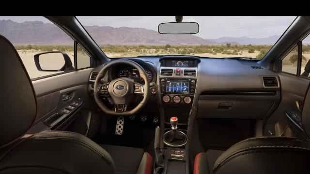 Novidade Subaru Wrx E Wrx Sti 2019 Subaru Reestilizado