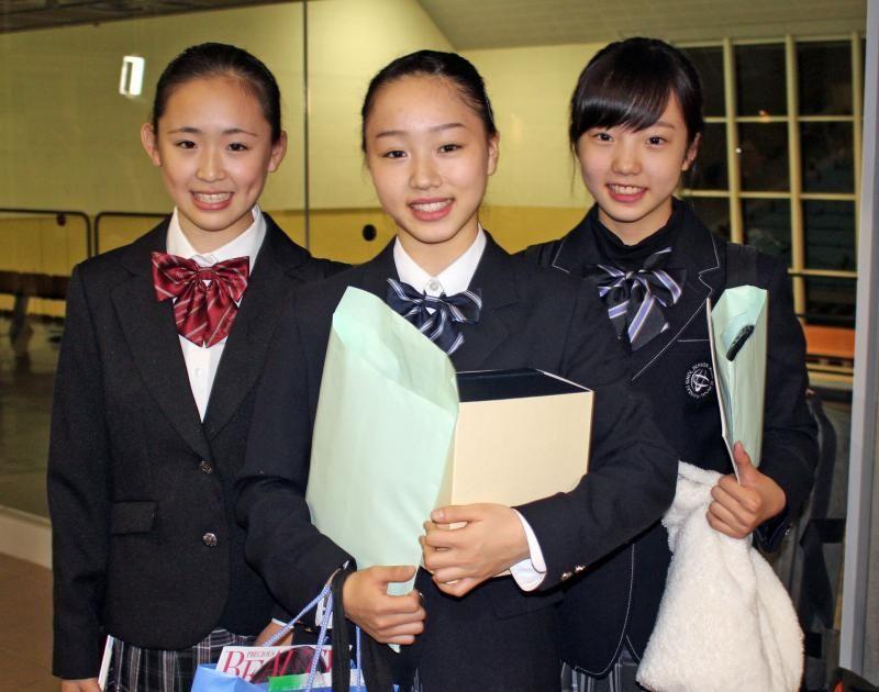 本田真凜 表現力見て 妹は家政婦のミタの望結 フィギュア 日刊