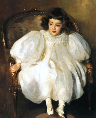 It's About Time: Children by John Singer Sargent 1856-1925