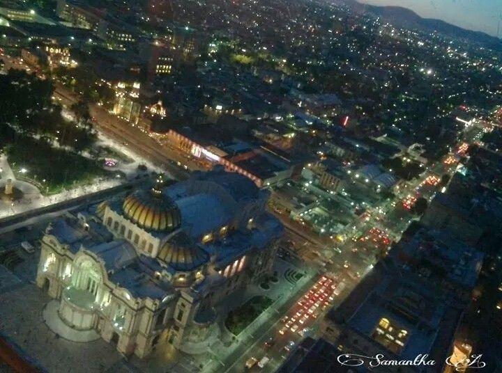 "México, Distrito Federal  ""Palacio de Bellas Artes"""