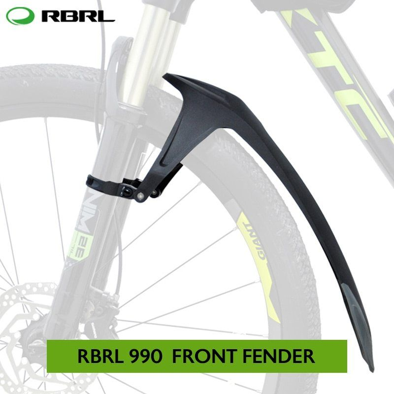 Cycling MTB Mountain Bicycle Front Rear Mud Guards Mudguard Accessory