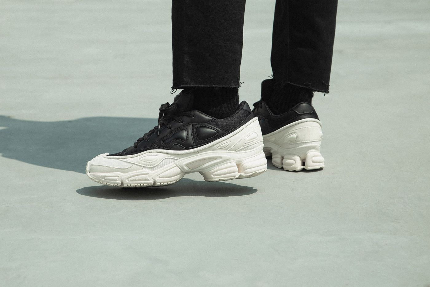 f432be02 A Closer Look at the adidas by Raf Simons Ozweego Pack | Men's ...