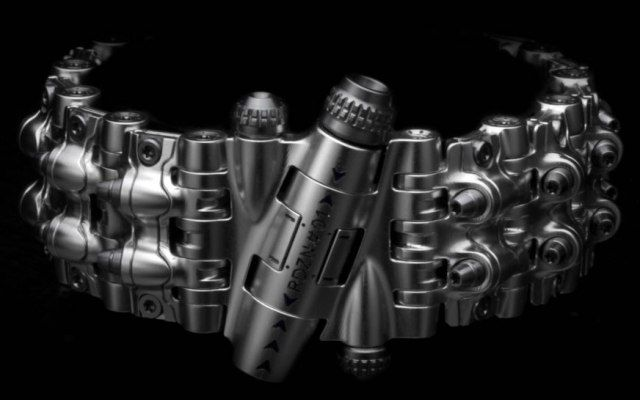 Armadillo DZN-161 Titanium Bracelet Jewelry Pinterest Bracelets - fresh periodic table titanium atomic mass
