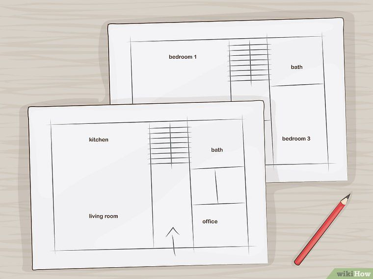 How To Draw Blueprints For A House With Pictures Floor Plan Design Blueprints House Design