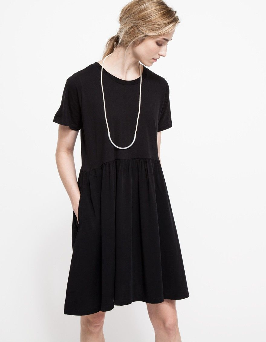 Below dress via necessary clothing get your babydoll on
