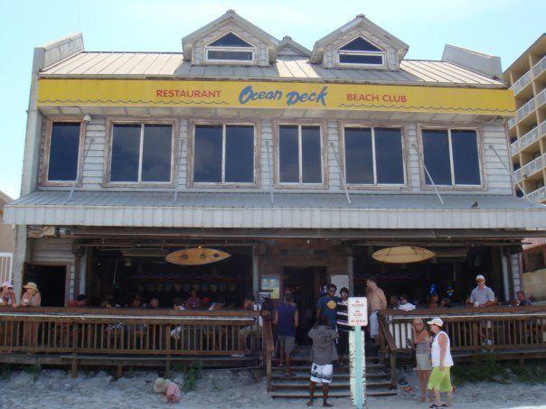 Ocean Deck Daytona Beach Fl