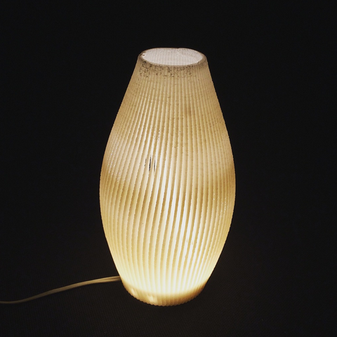 Finned Array Lamp Deco Rangement Rangement Organisation Organisation Maison