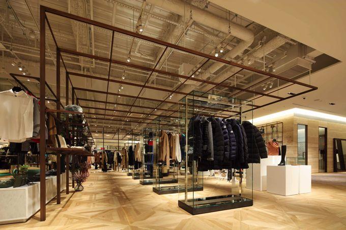 Tomorrowland Kyoto デザイナー 店舗デザイン ショップデザイン