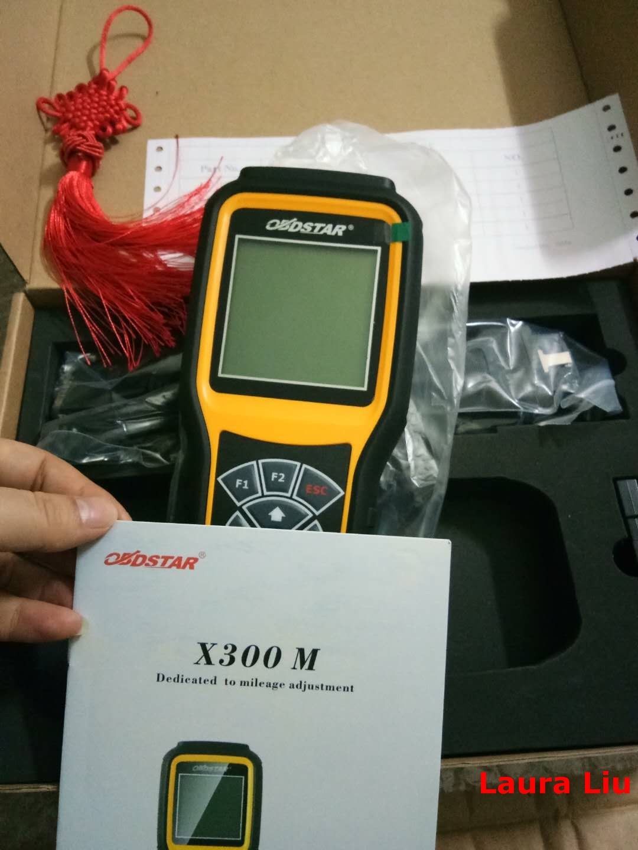 Good price for Original OBDSTAR #X300M odometer adjustment
