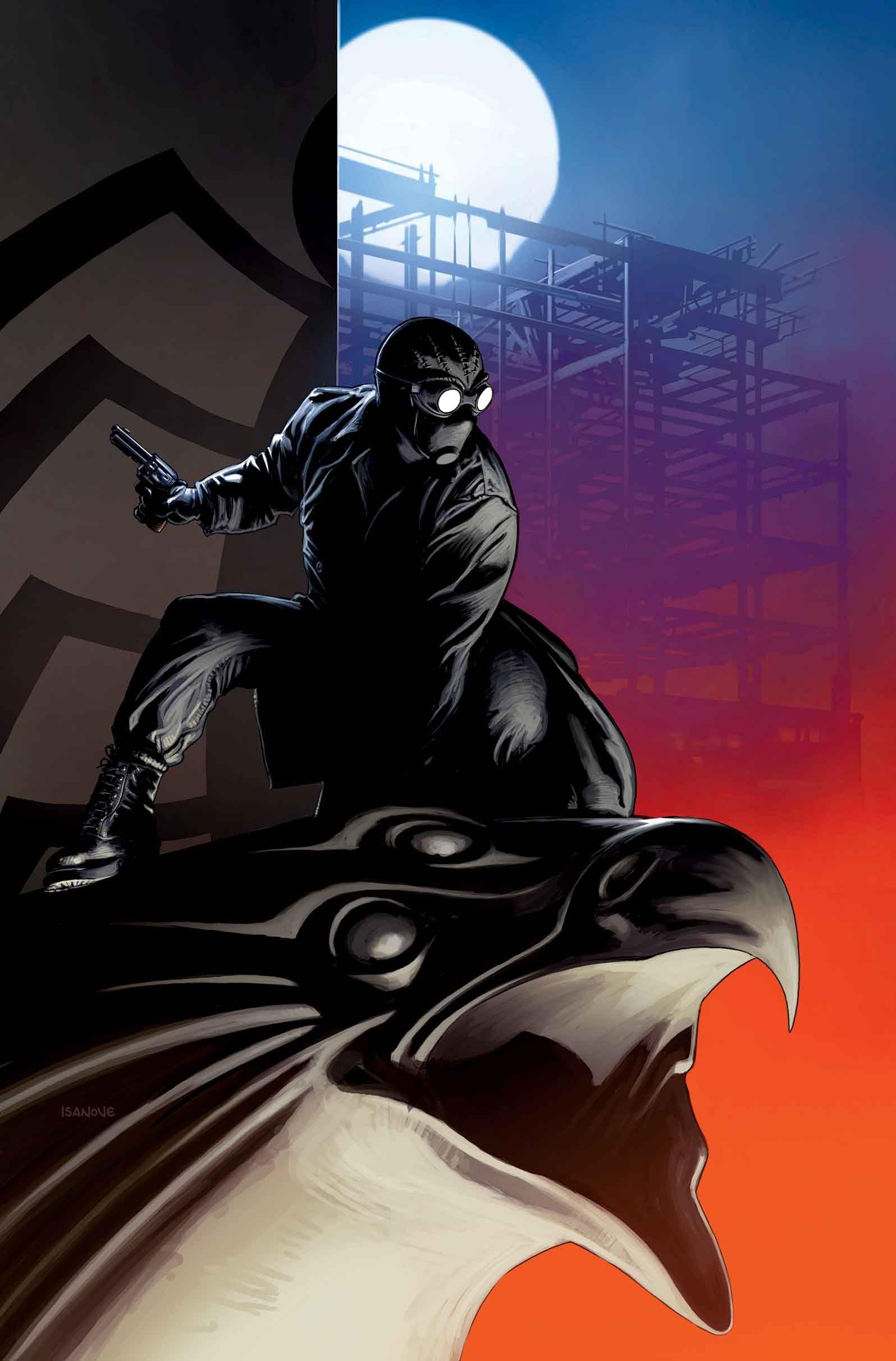 spider-man noir returns in edge of spider-verse #1 first look