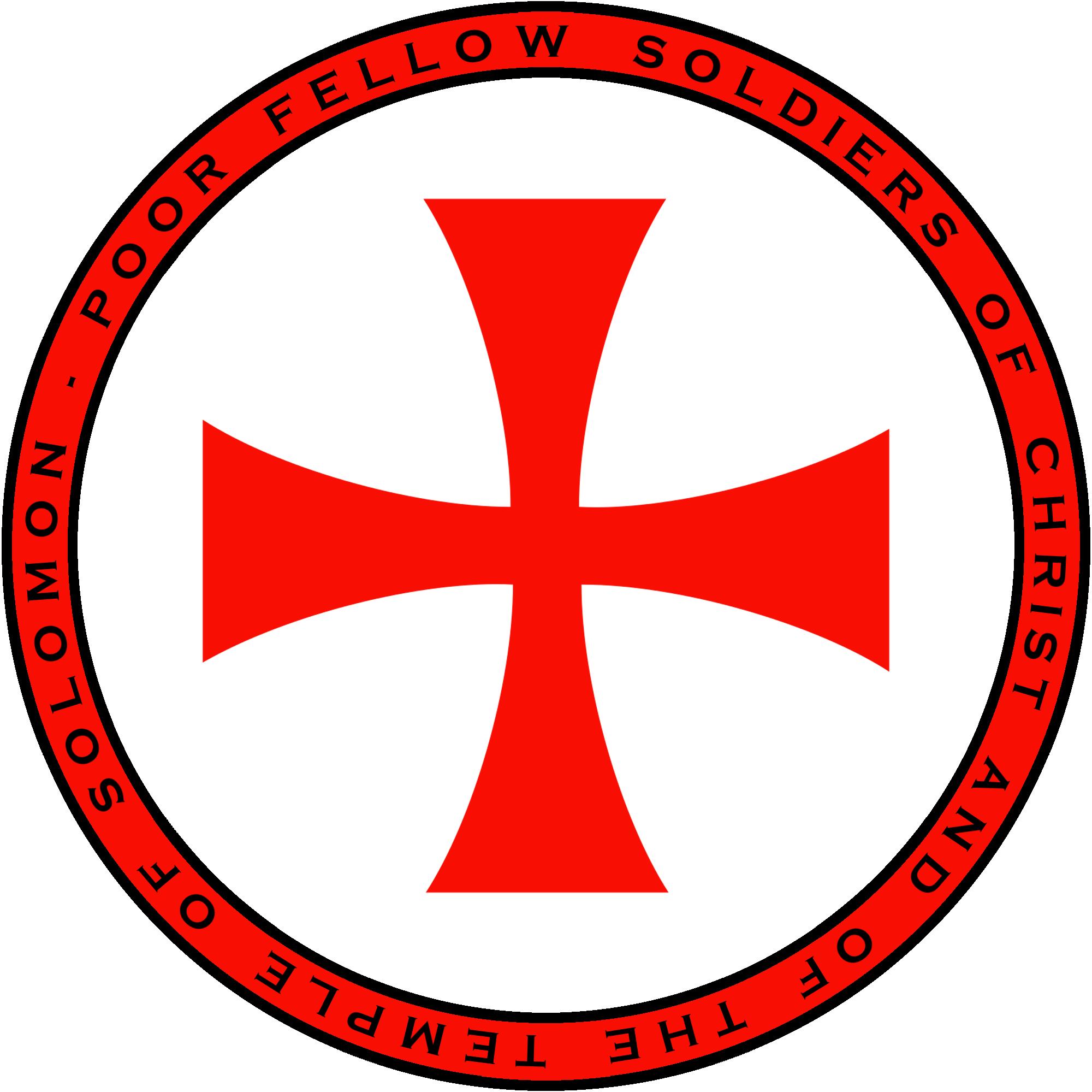Knights Templar Round Caballeros Templarios Pinterest