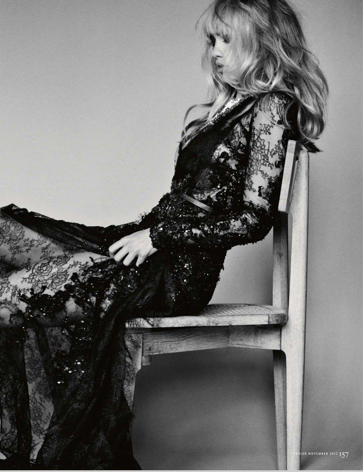 Model Suki Waterhouse, photographer Angelo Pennetta for Tatler, UK, July 2013