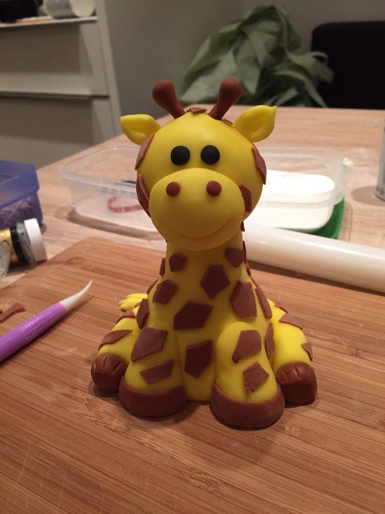жираф из пластилина пошагово с картинками считают, что