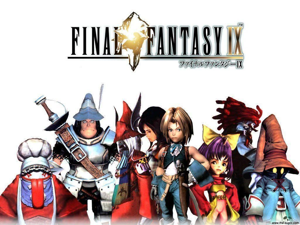 Final Fantasy IX 20th anniversary special interview volume three