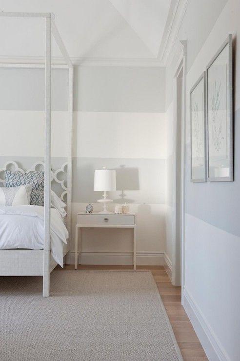Quatrefoil Bed Transitional Bedroom Rt Abbott Construction