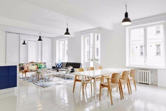 Holen Sie sich das Skandinavisches Design nach Hause ...