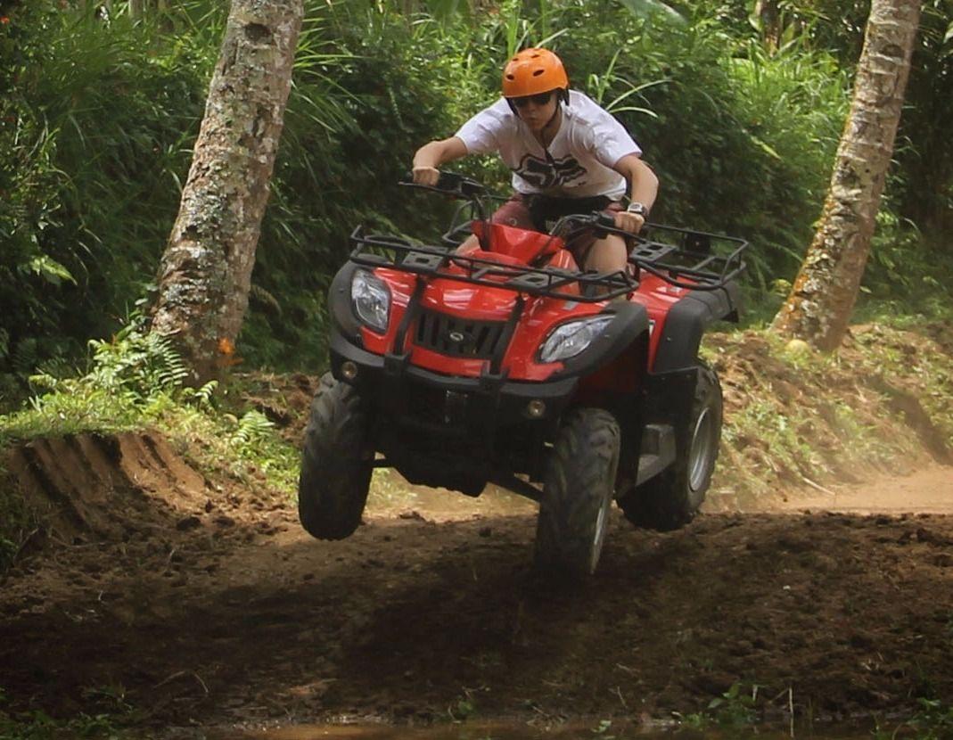 Bali Atv Ride Adventure Ride And Explore From 600k Idr Bali