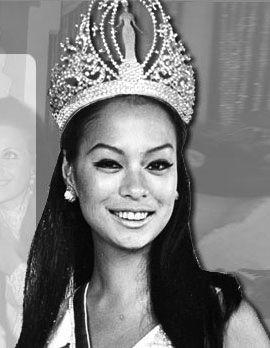 Miss Universe 1969: Philippines - Gloria Diaz | Miss