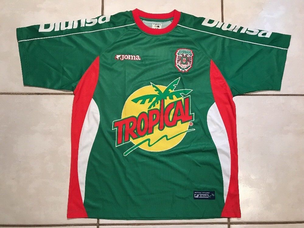 0e540f93342 Rare JOMA Club Deportivo Marathon Honduras 🇭🇳 Jersey Men s XL ...