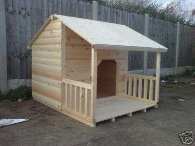 New Model Luxury Dog Kennel Summerhouse With Veranda Buy Dog