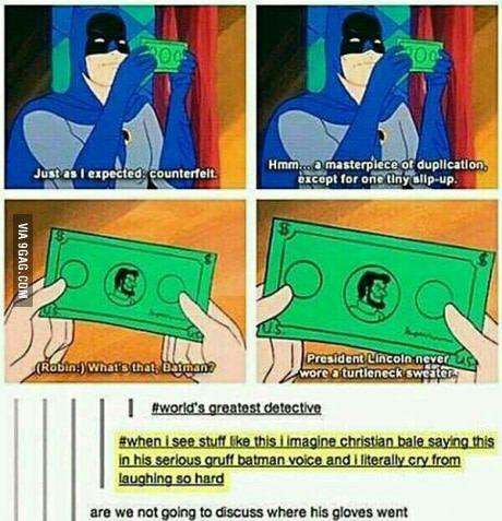 World's Greatest Detective.