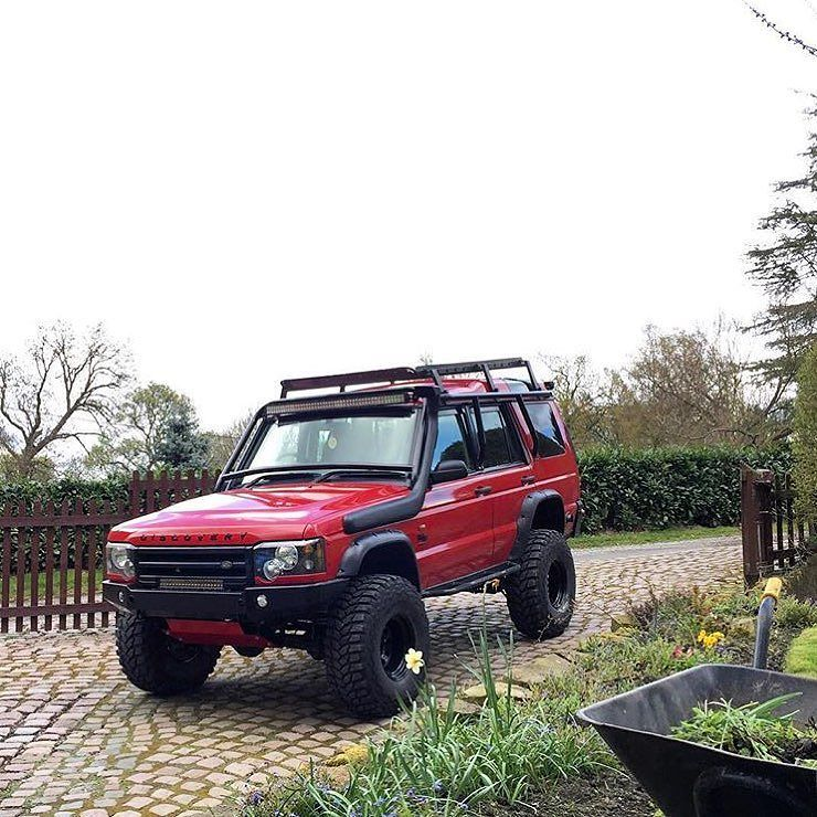 170 Best Images About Land Rover Discovery On Pinterest: @tomcoopertd5 Definitely Has One Of The Best Looking Td5's