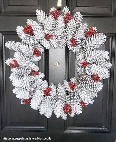 Photo of Idee artigianali in inverno – decorare in modo creativo con cotone, carta e rami