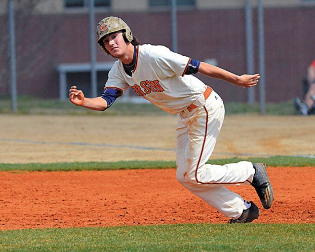 Prep Baseball Carson S White Is 3a Baseball Player Of The Year Salisbury Post Salisbury Post Baseball Players Baseball Players