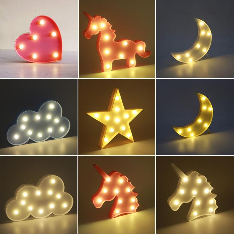 Cheap Battery Powered Wall Lamp Buy Quality Led Night Light