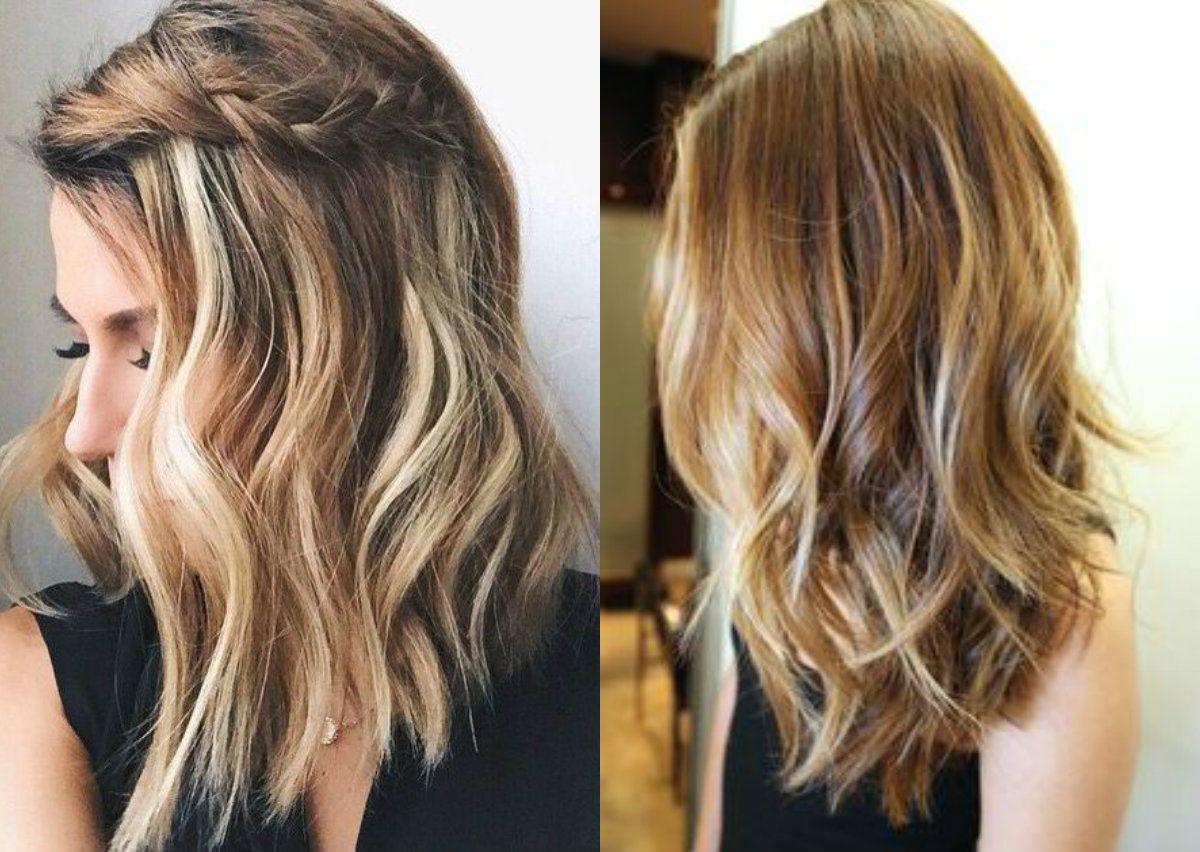 20 fashionable mid-length hairstyles for fall 2018 - medium hair