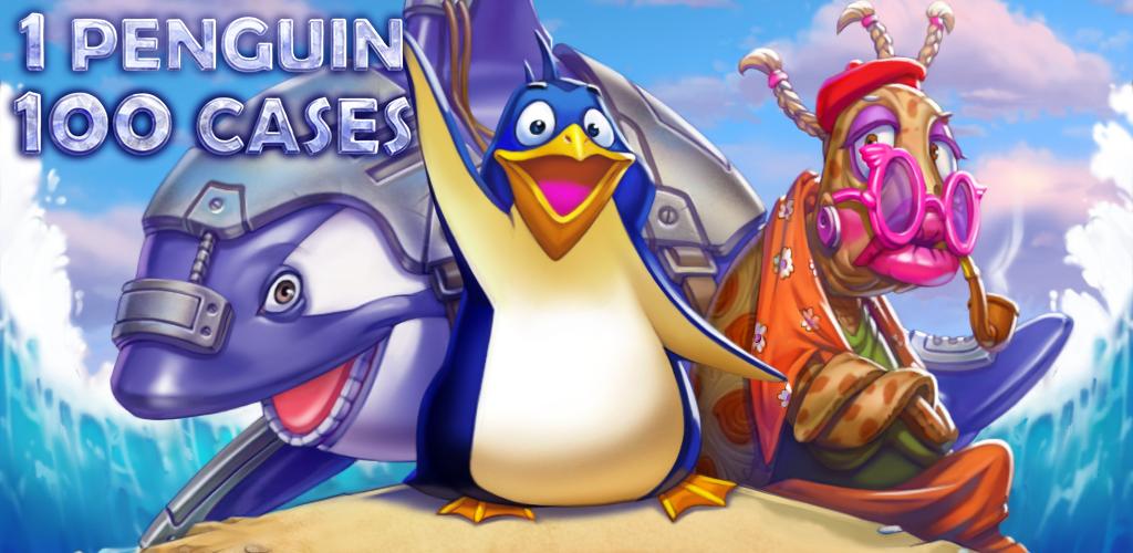 1 Penguin 100 Cases - Charming Pengoo Adventure ##Cases