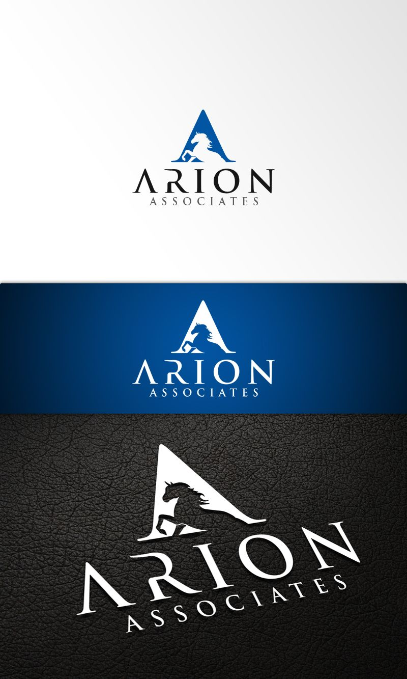 Logo Design by logo_s for Arion Associates monogram