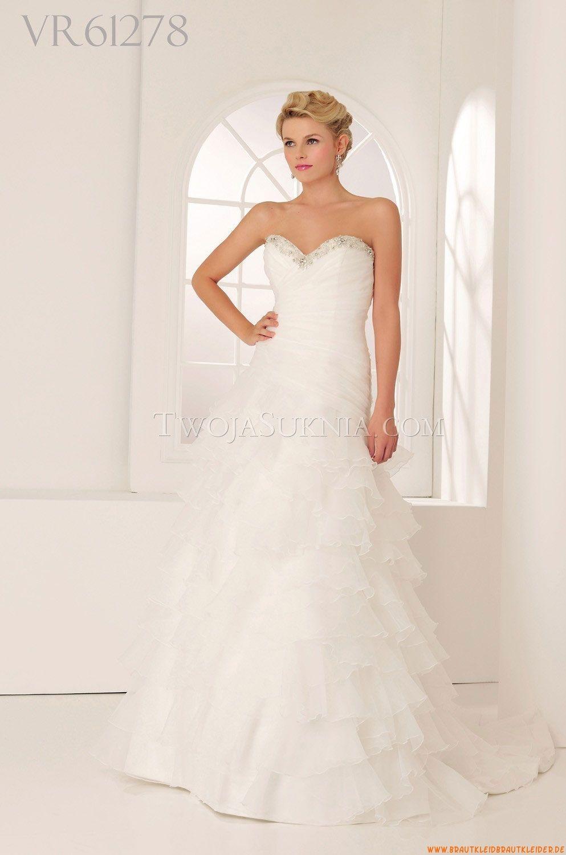 Ärmallos Günstige Brautkleider | out door bridal gowns | Pinterest ...