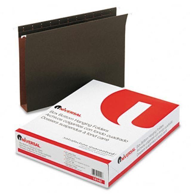 Universal 2 Capacity Box Bottom Hanging Folder-