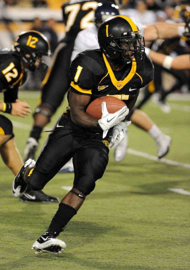 08e91f4aa Southern Miss Golden Eagles football uniforms