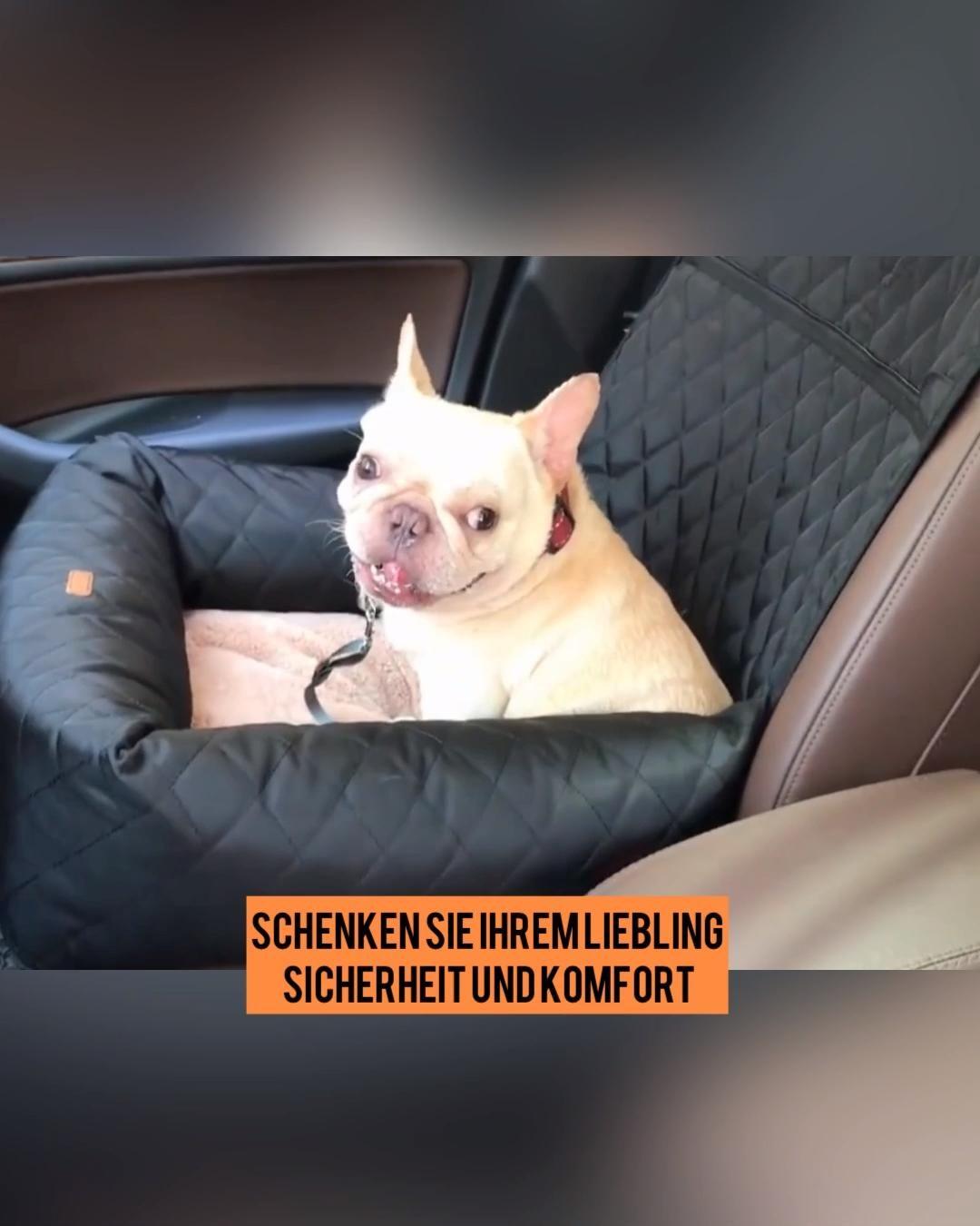 Autositz Und Hundebett Video Hund Auto Hundeprodukte Hunde Bett