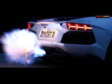 Lamborghini Avantador with 969 Hp By Novitec