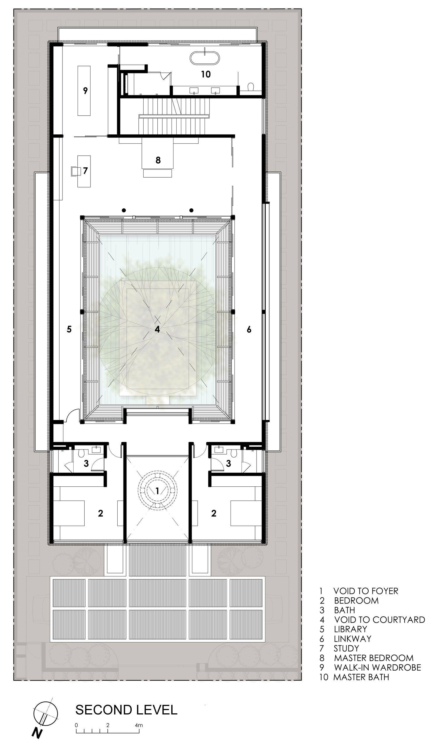 Centennial Tree House By Wallflower Architecture Design Planos De Casas Modernas Arquitectura Residencial Moderna Planos De Casas