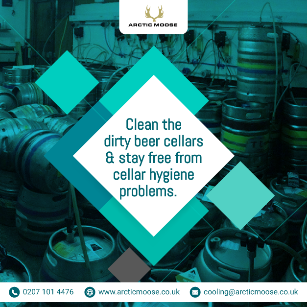 Maintain the quality of beer with Arctic Moose. We offer