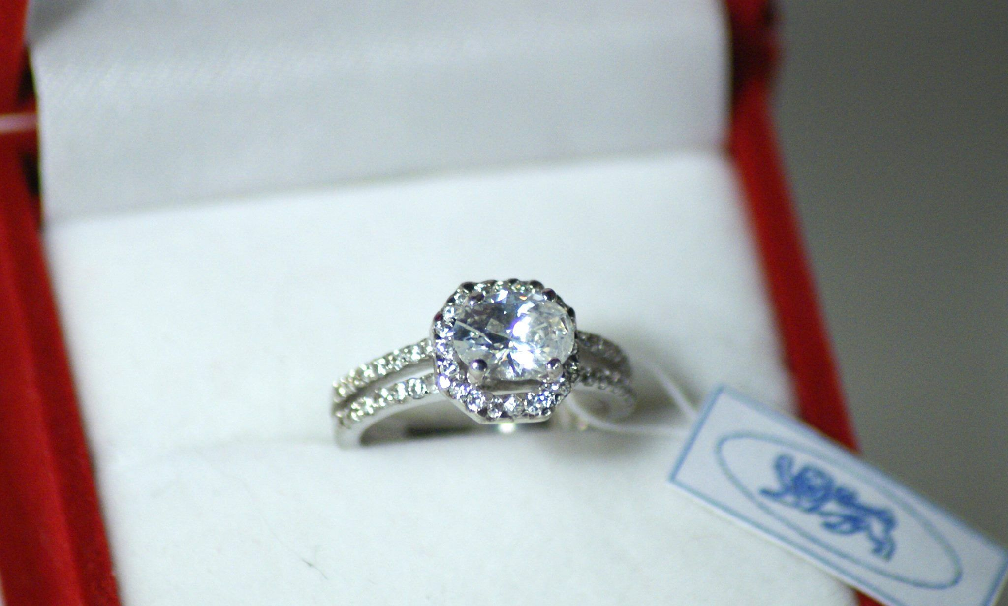 #Silver 925°, #Cz , #silverrings #bling #golddigger.ee #jewerly