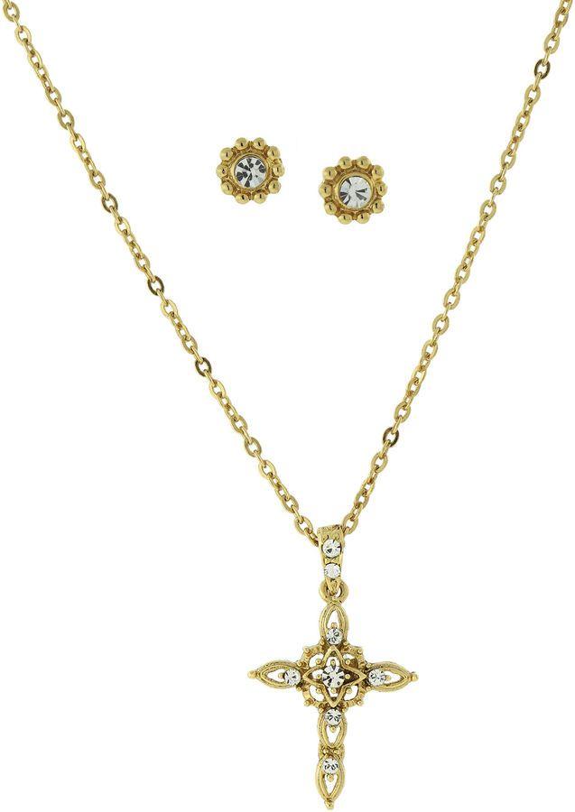 1928 Symbols Of Faith 1928 Symbols Of Faith Religious Jewelry Womens