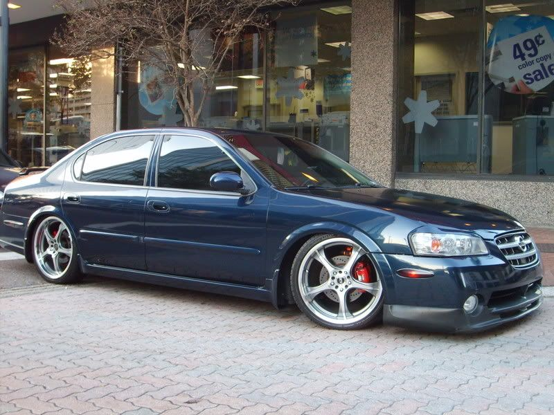 stanced nissan maxima 2003 Google Search Nissan maxima