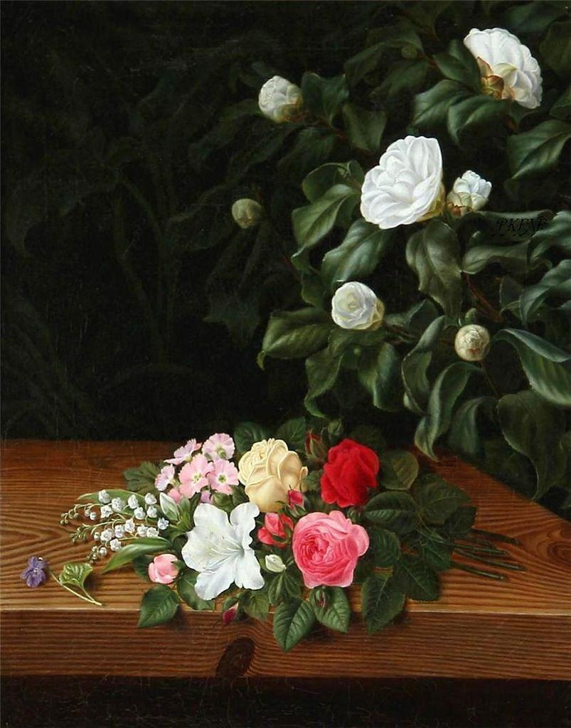 Maher art gallery johan laurentz jensen classic still life