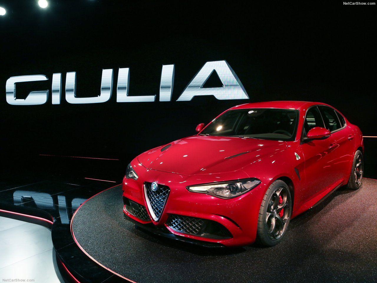 The New Giulia This Is An Alfa Alfa Romeo Giulia Alfa Romeo Giulia Quadrifoglio Alfa Romeo